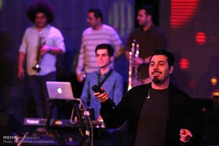 اخبار,اخبار فرهنگی ,کنسرت احسان خواجه امیری