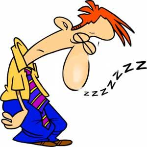 خر خر کردن درخواب و خطرات آن