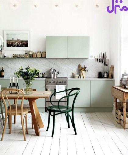 غذاخوری خوش در دل آشپزخانه