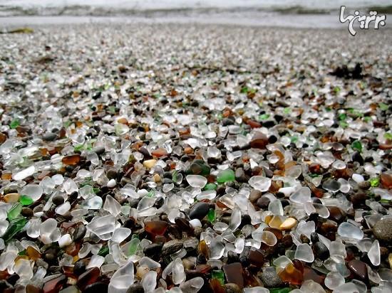 عجیب و غریب ترین سواحل جهان (1)