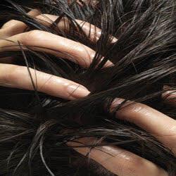 ریزش مو