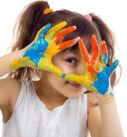 پرورش خلاقیت کودک,پرورش خلاقیت