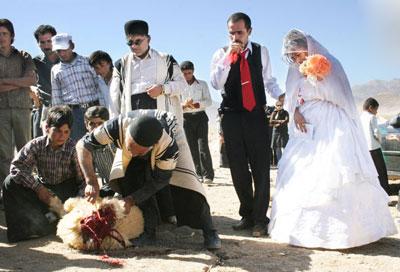مراسم عروسی در ایل بختیاری, آیین های ازدواج