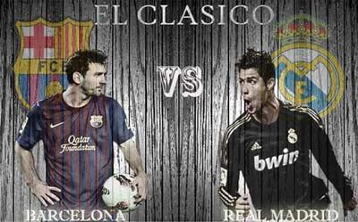 ,بارسلونا,رئال مادرید,ال کلاسیکو,تاریخ ال کلاسیکو بعدی,اخبار,