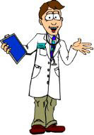 دختر کوچک و آقاي دکتر