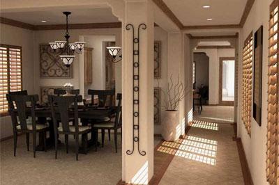 دکوراسیون داخلی خانه, شیک ترین طراحی داخلی