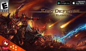 دانلود بازی Epic Defense برای اندروید