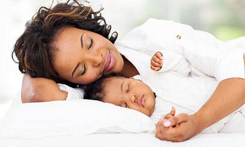 15نکته طلایی برای تجربه خواب راحت شبانه شما و کودکتان