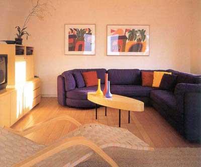 نور طبیعی در طراحی داخلی