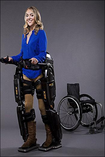 راه رفتن با پای رباتیک , طراحی پای رباتیک