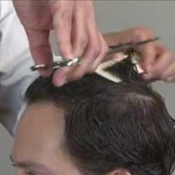 کوتاه کردن مو,تراشیدن مو,سلامت مو