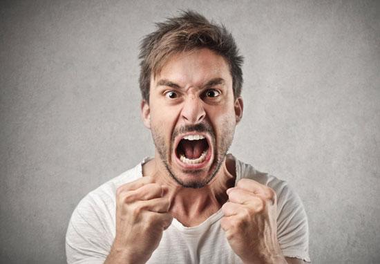 زود عصبانی نشوید
