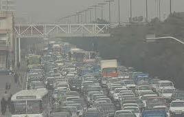 برای آلودگی تهران باید دعا کرد