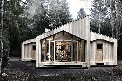 دیجیتالی ترین خانه جهان, خانه های دیجیتالی