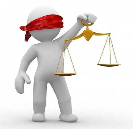 قضاوت کردن بر رفتار و گفتار دیگران