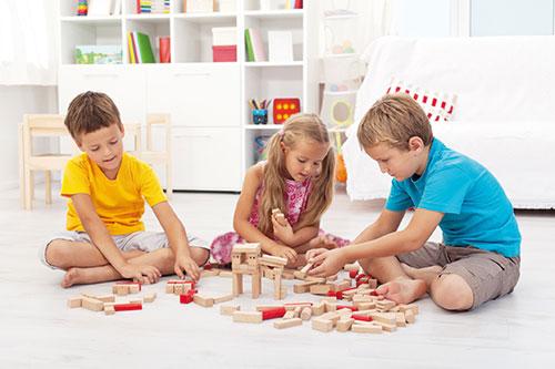 به جای پلیاستیشن کودک را به این بازیها عادت بدهید