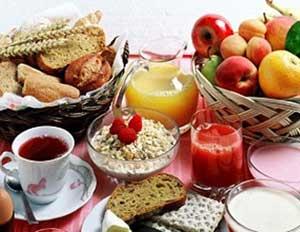 سحری, رژیم درمانی, غذای سحر, تغذیه در ماه مبارک رمضان