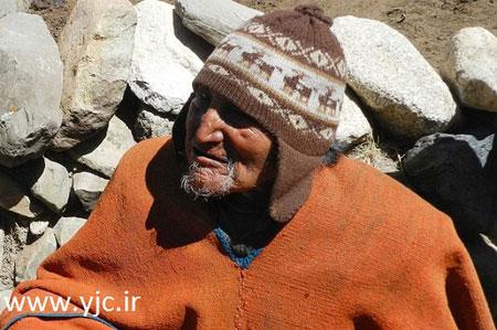 گینس , پیرترین مرد دنیا ,  شکستن یک رکورد