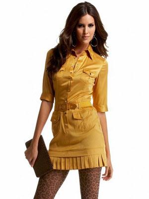 انواع مدل لباس زنانه کوتاه