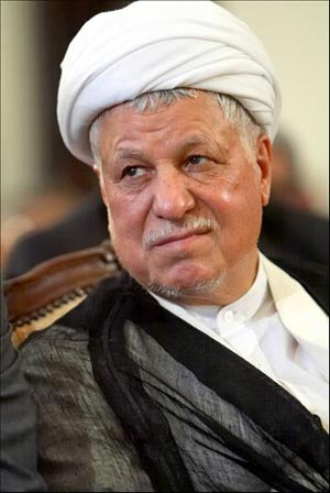هاشمی رفسنجانی,انتخابات ریاست جمهوری,رد صلاحیت هاشمی رفسنجانی