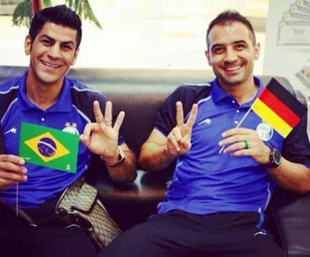 اخبار,اخبار ورزشی, بازی برزیل و آلمان