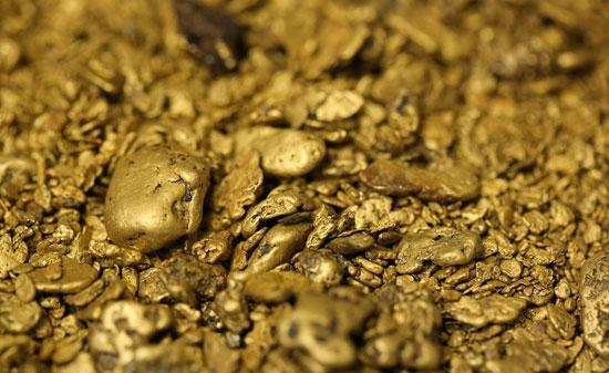 استخراج طلا به سبک روسی
