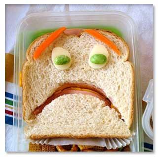 تزیین ساندویچ