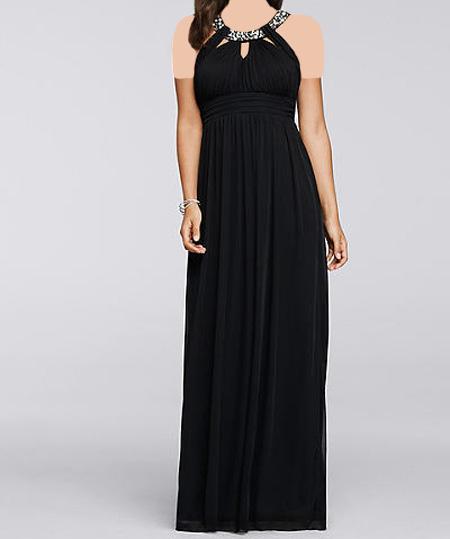 مدل لباس مجلسی مشکی, شیک ترین لباس مجلسی