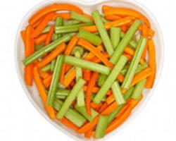 هویج و ویتامینc