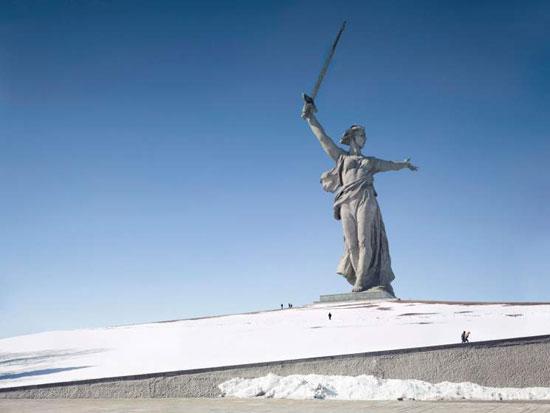 بلندترین مجسمه های دنیا