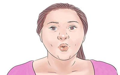 ورزش صورت,تمرینات ورزشی برای صورت,جوان سازی چهره