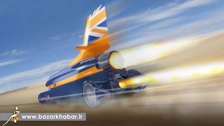 اخبار,اخبار گوناگون,سرعت خودروهای موشکی,تصاویری از خودروهای موشکی