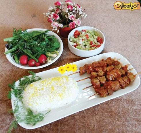 غذاهای محلی ایران (1)