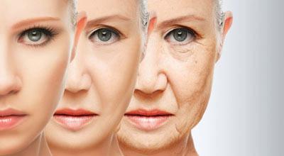 پیشگیری از علائم پیری, رژیم غذایی سالم