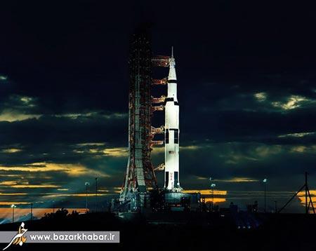 اخبار ,اخبار علمی ,پرتاب قویترین موشک فضایی دنیا