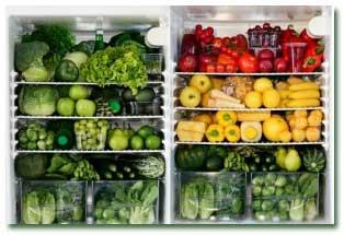 طریقه نگهداری موادغذایی در یخچال