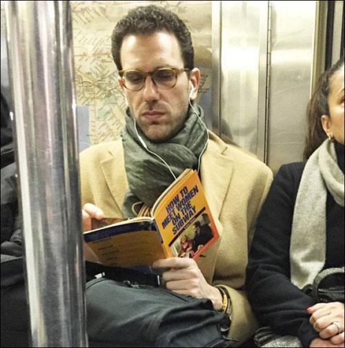 یک مترو و هزاران اتفاق