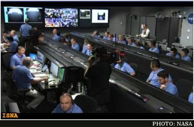 /فرود تاریخی مریخنورد ناسا در سیاره سرخ/نخستین تصاویر ارسالی از مریخ نورد «كنجكاوی» به زمین رسید