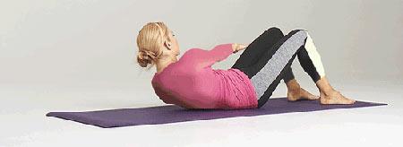 لاغر کردن شکم,سوزاندن چربی های شکم,تمرینات مخصوص میان تنه