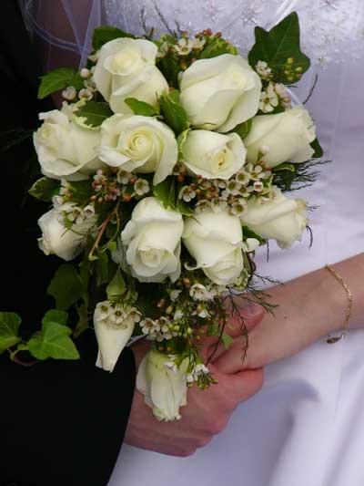 مدل دسته گل عروس زیبا و جدید ۲۰۱۱