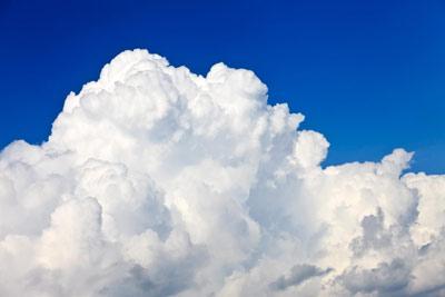 ابر,ابرهای سفید,علت سفید دیده شدن ابرها