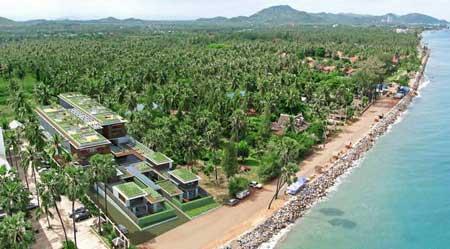 هوا هین, جاذبه گردشگری جدید در تایلند