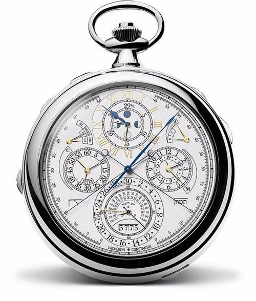 پیچیدهترین ساعت جهان با قیمت ۱۶/۵ میلیارد تومان را ببینید