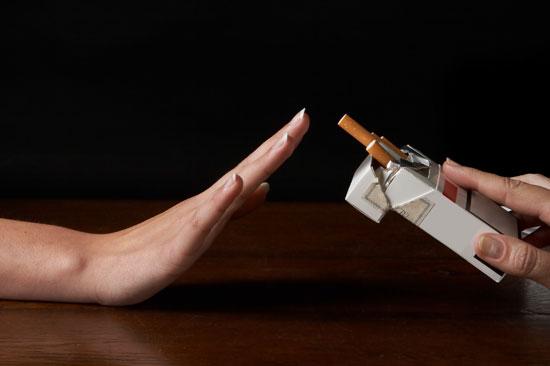 10 سرمشق ترک سیگار