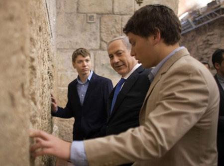 اخبار,اخبار بین الملل,ازدواج پسر نتانیاهوبا دخترغیر یهودی