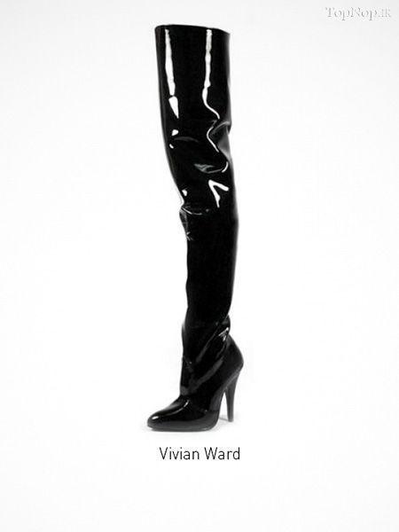 کفش های آشنا +عکس