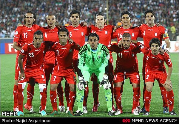 عکس: دیدار تیم ملی ایران و کره جنوبی