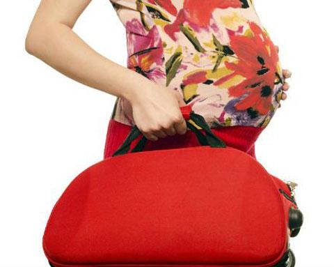 تو کیف یه خانوم باردار چه خبره؟!