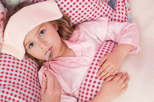 شاید کودکتان به بیماری «خود ایمنی» مبتلا باشد!