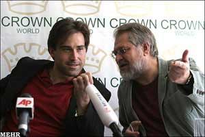 استون: بیشتر فیلمهایی که دیدم مخالف فرهنگ ایرانی است